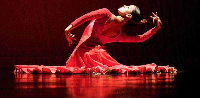 Ensemble Español Spanish Dance Theater