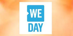 We-Day logo