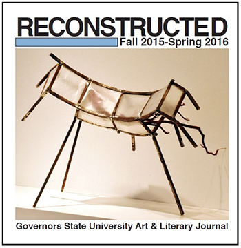 COver of Reconstructed Literary and Art Journal