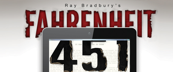 bradburys vision of disorder world in farenheit 451 Ray bradbury's landmark novel fahrenheit 451 is  science-fiction author ray bradbury, one of the world's  one of the things that bradbury — as great as his vision was — didn't .
