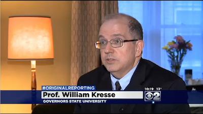 Prof. William Kresse aka Professor Fraud
