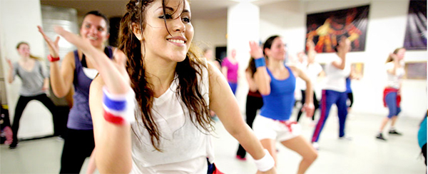 Zumba Fitness Classes at Athletics and Recreation Center