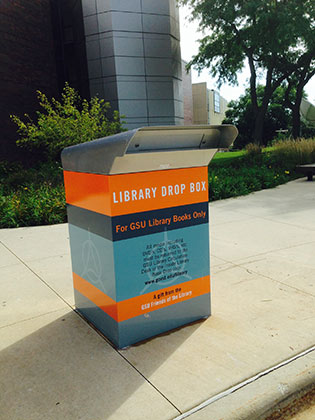 Library Drop Box