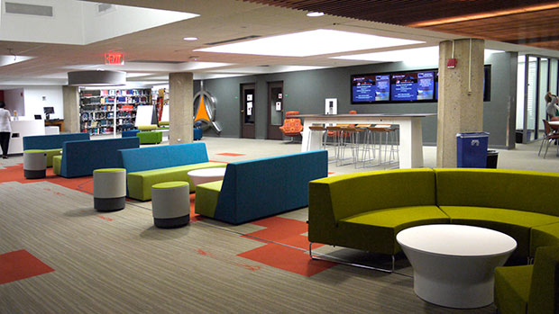 New GSU Library
